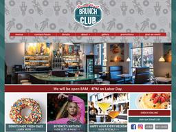 Bassett Street Brunch Club shopping