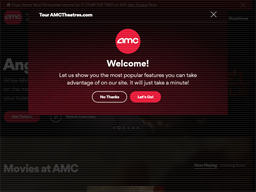AMC Theatres shopping