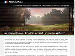 American Golf shopping