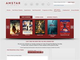 Amstar Cinemas shopping