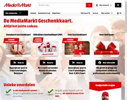 Media Markt gift card purchase