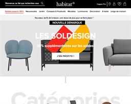Habitat shopping
