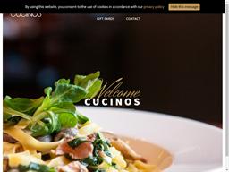 Cucinos Italian Restaurant shopping