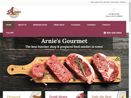 Arnie's Butcher & Gourmet Shop shopping