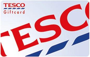 Tesco gift card design and art work