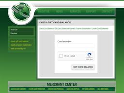 Bellino's gift card balance check