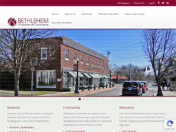 Bethlehem Chamber of commerce shopping