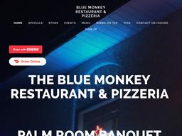 Blue Monkey Sports Bar shopping