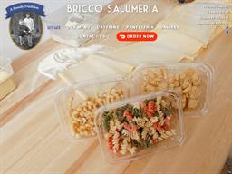 Bricco Salumria and Pasta Shop shopping