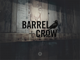 Barrel and Crow shopping