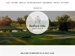 Bedford Hills Golf Club shopping