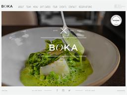 BOKA Restaurant shopping