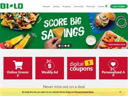 BI LO Grocery shopping