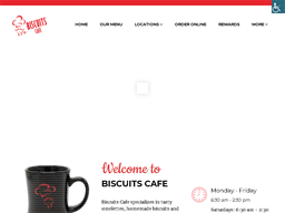 Biscuits Cafe shopping