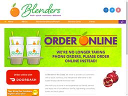 Blenders shopping