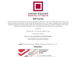 Blue Smoke gift card purchase