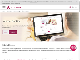 Axis Bank gift card purchase