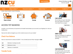 NZCU Central gift card purchase