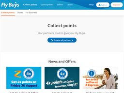 Flybuys gift card purchase