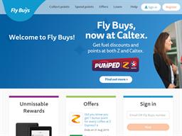 Flybuys shopping