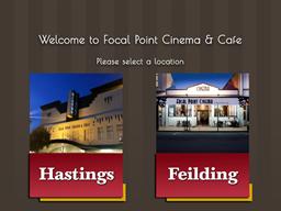 Focal Point Cinema shopping