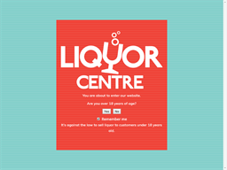 Liquor Centre shopping