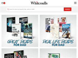 Whitcoulls Consumer shopping