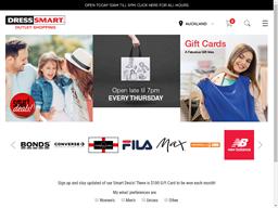 Dress Smart shopping
