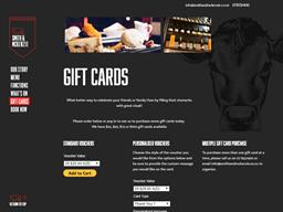 Smith & McKenzie gift card purchase