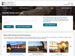 Buckhead Life Restaurant Group gift card purchase
