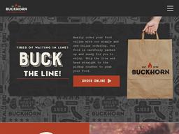 Buckhorn Grill shopping