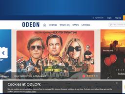 Odeon Cinemas shopping