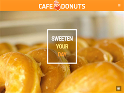 Cafe Donuts shopping