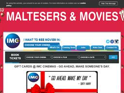 IMC Cinemas gift card purchase
