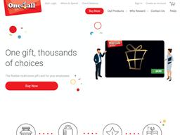 One4All Rewards shopping