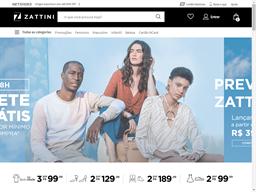 Zattini shopping