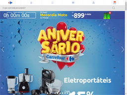 Carrefour shopping