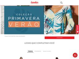 Lojas Leader shopping