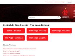 Flamengo shopping