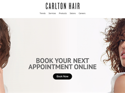 Carlton Hair shopping