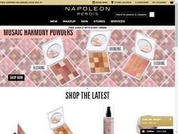 Napoleon Perdis shopping