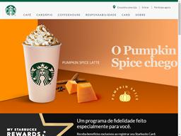 Starbucks Coffee Company shopping