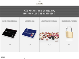 Camisaria Colombo gift card purchase
