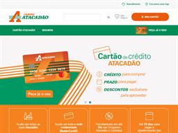 Cartão Atacadão MasterCard shopping