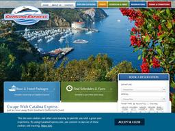 Catalina Express shopping