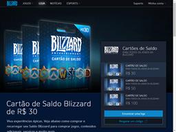 Blizzard Entertainment shopping