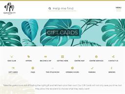Garden City Booragoon gift card purchase
