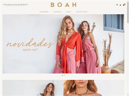 Boah shopping