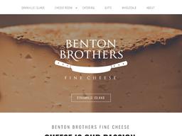 Benton Brothers Cheese shopping