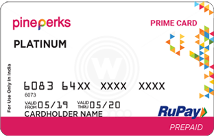 RuPay gift card design and art work